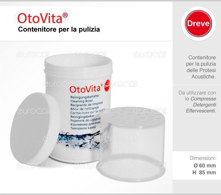 Otovita cleaning bowl contenitore pulizia
