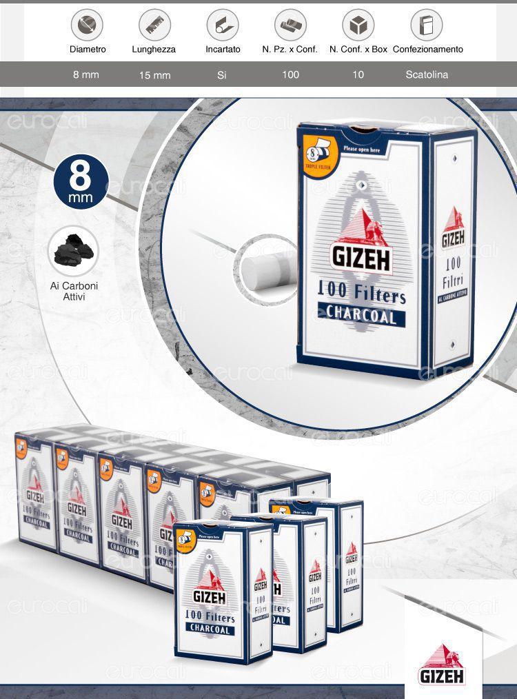 Filtri Gizeh Regular