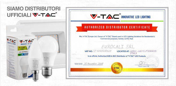 Eurocali distributore ufficiale v-tac