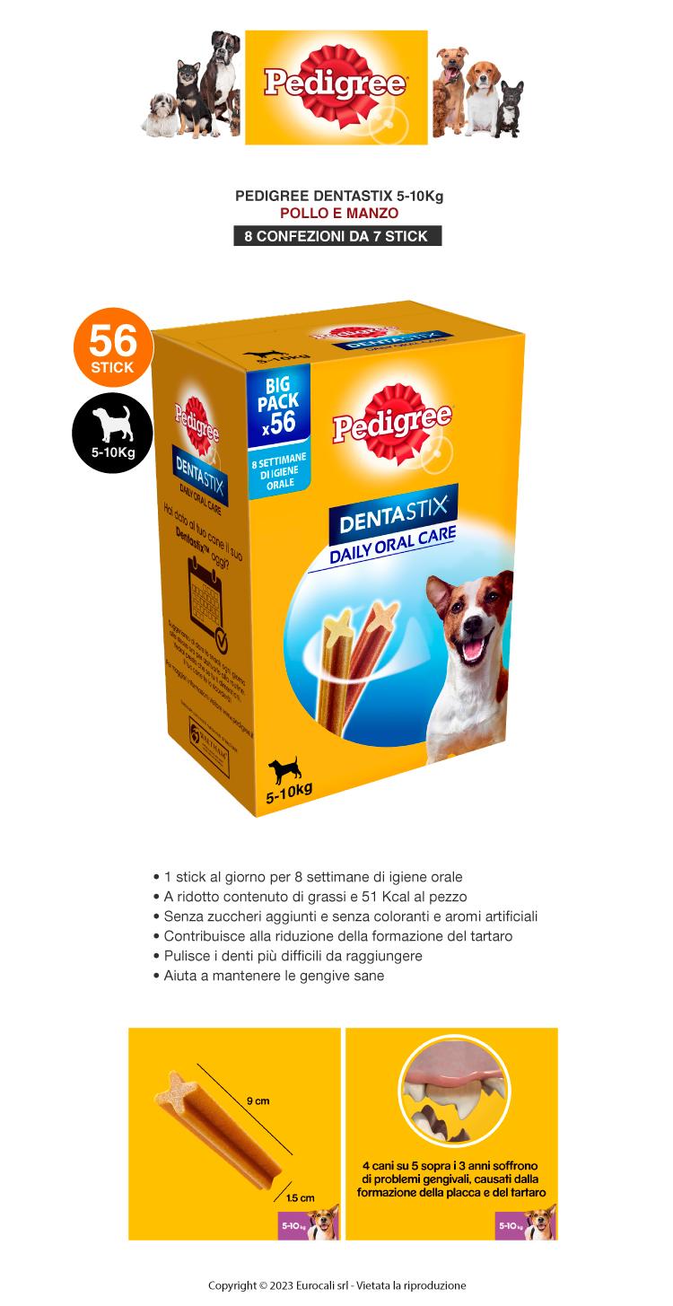 pedigree dentastix medium 56 sticks