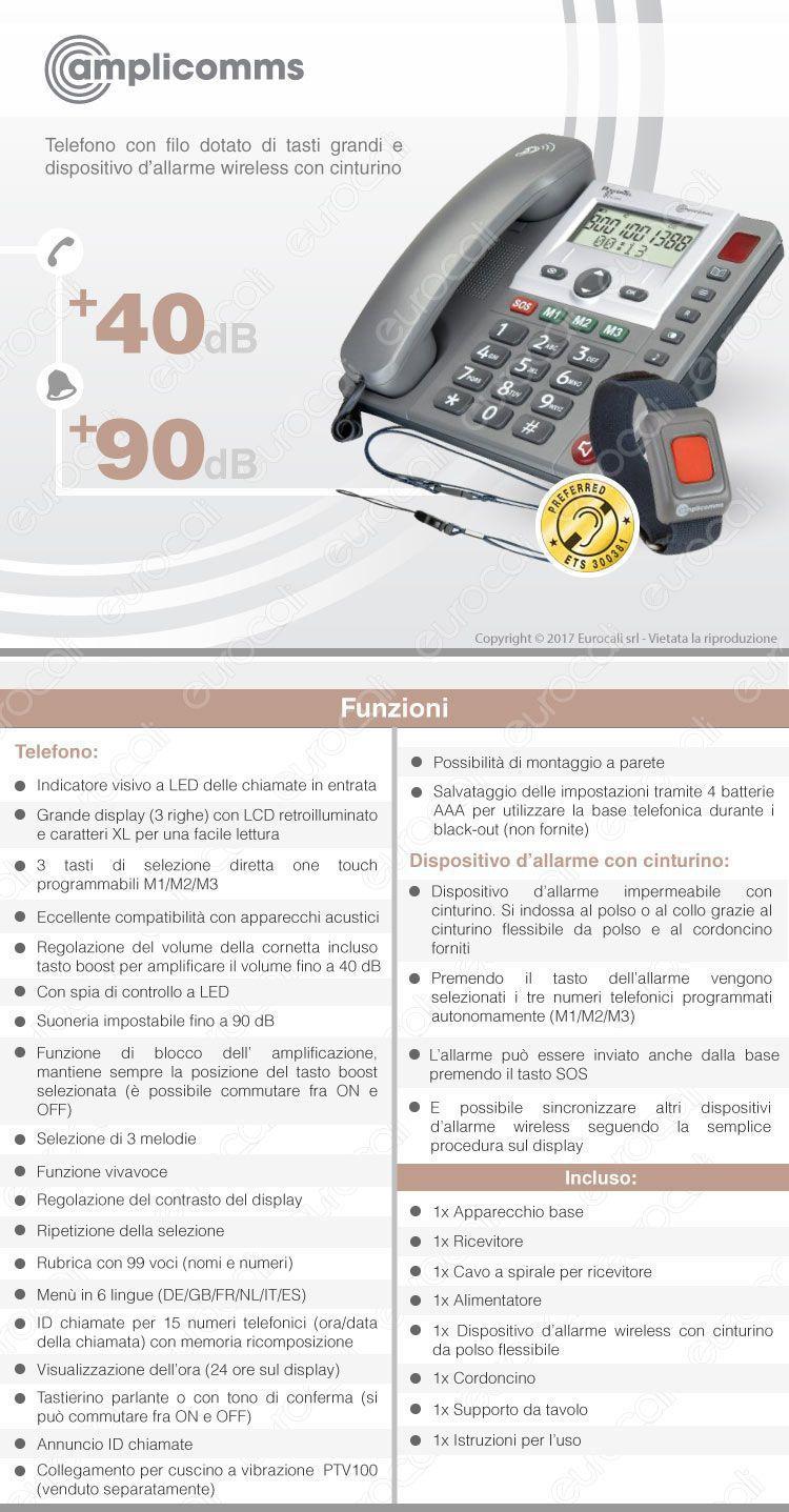 Amplicomms Power Tel 97