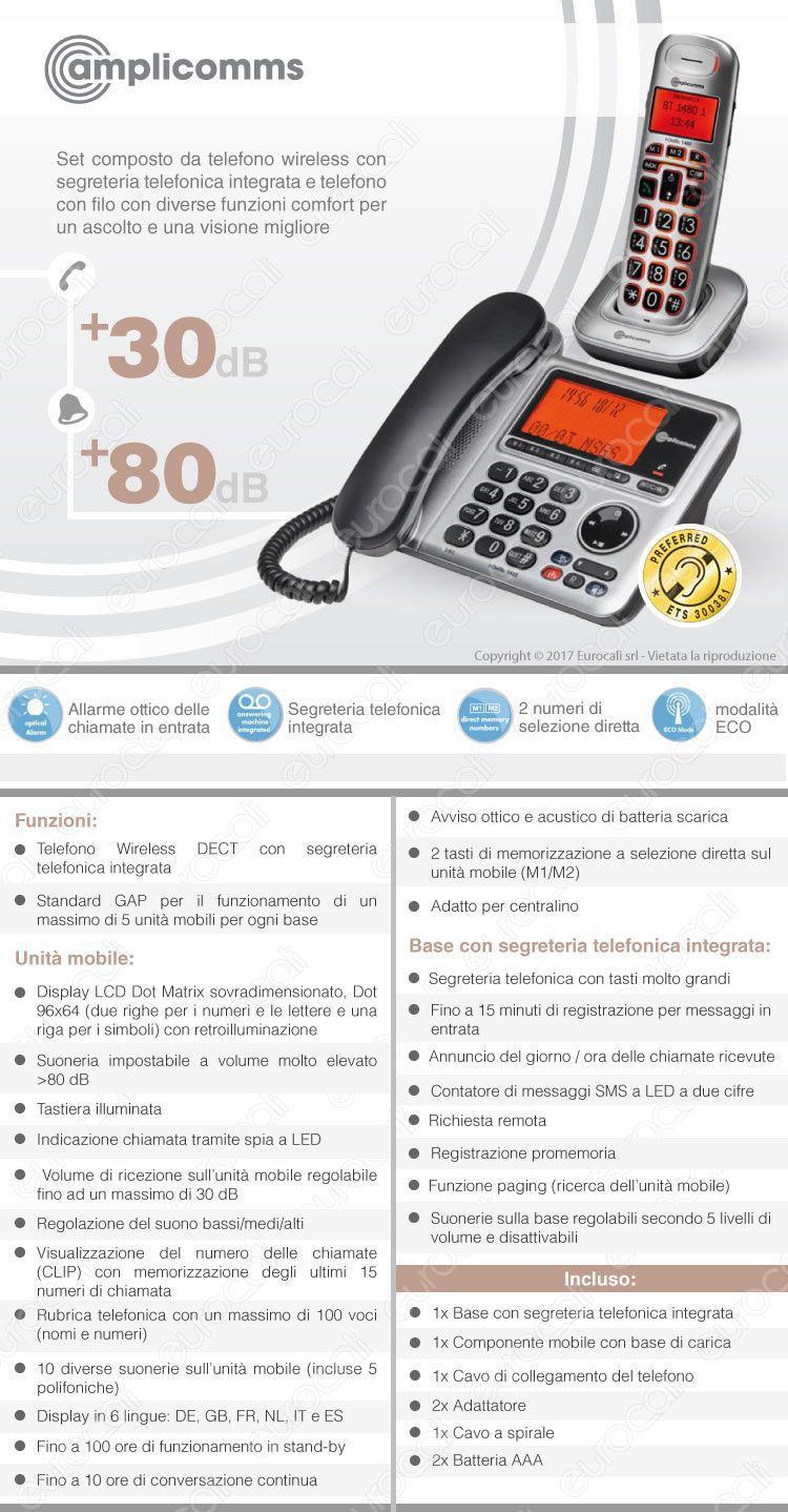 Amplicomms BT 1480