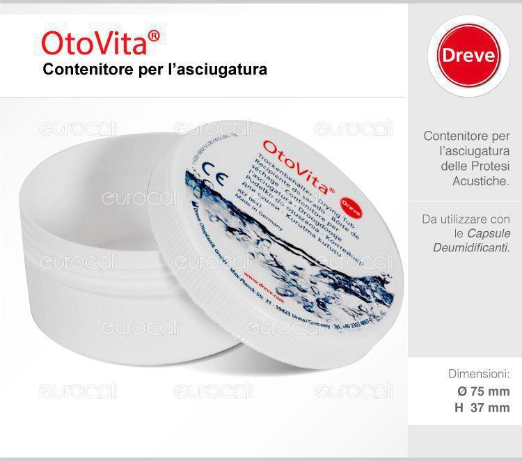 Otovita drying tub contenitore asciugatura