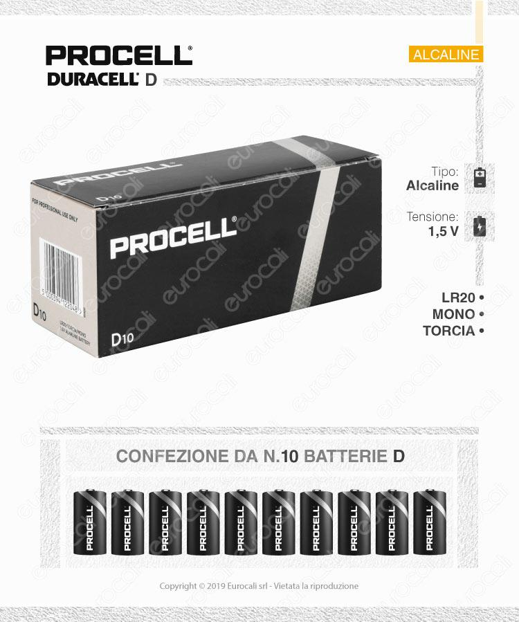 Procell Duracell Industrial