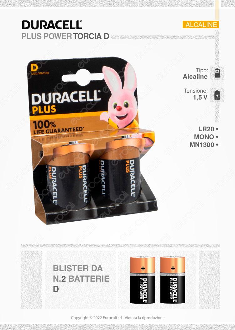duracell D