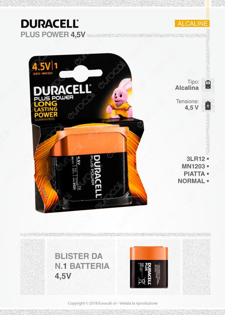 duracell 4,5V