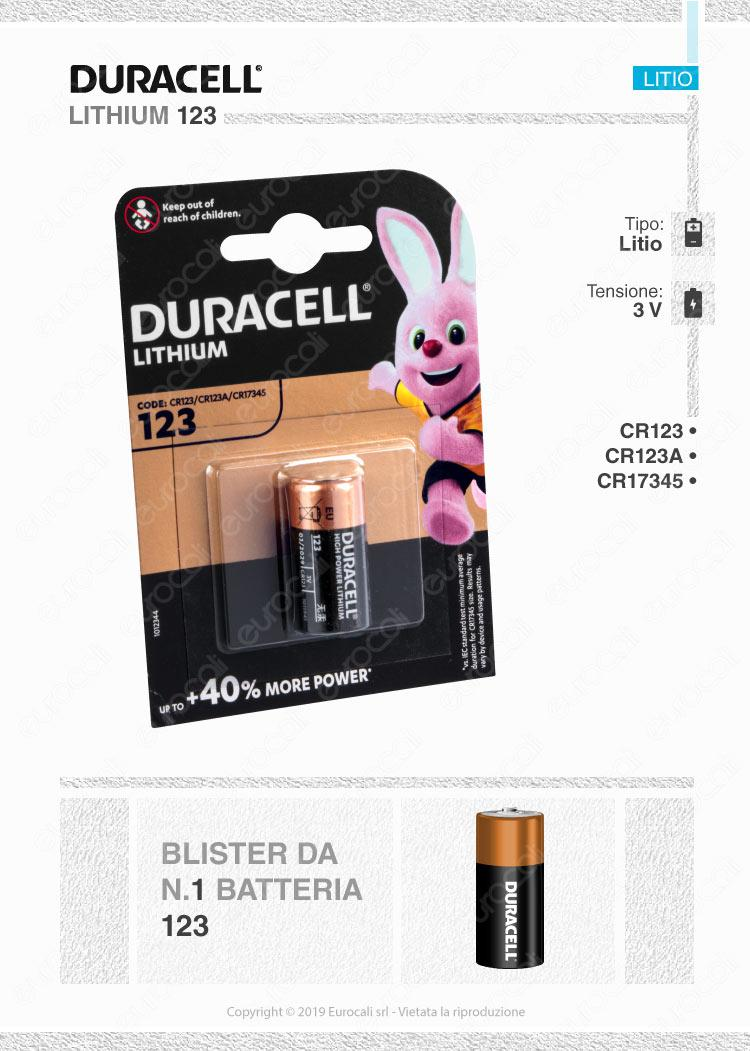 duracell 123