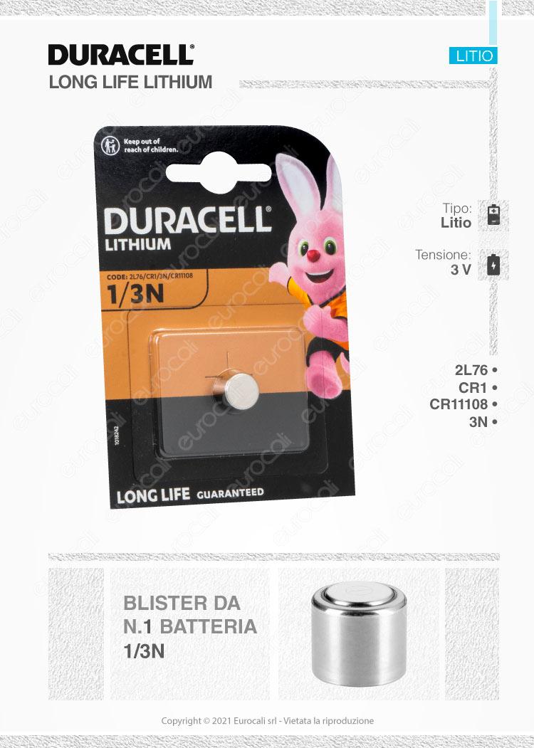 batterie Duracell