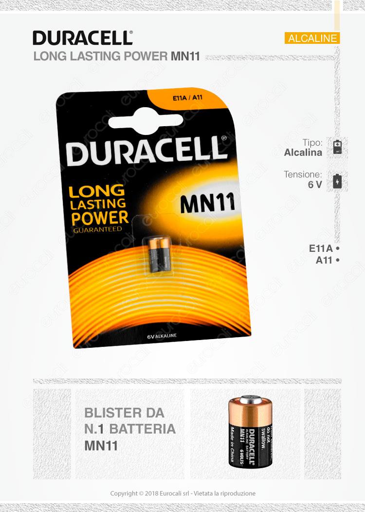 duracell MN11 (A11)