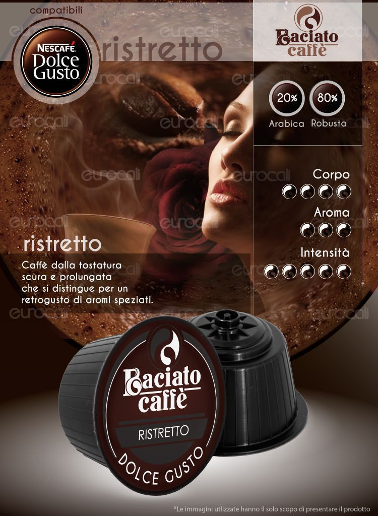Capsule Caffè Nescafè Dolce Gusto