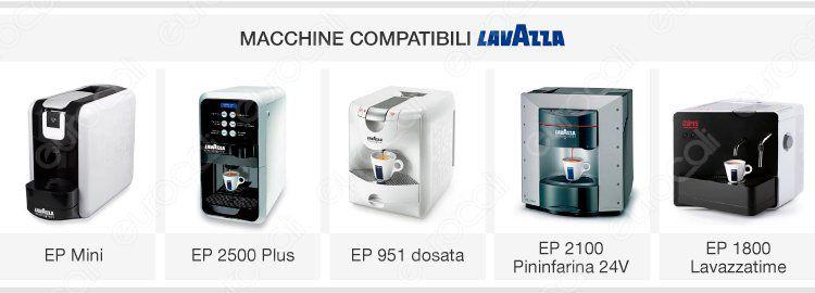 macchine compatibili lavazza