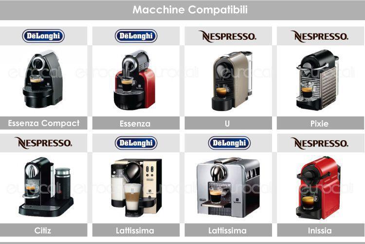 macchine compatibili borbone nespresso