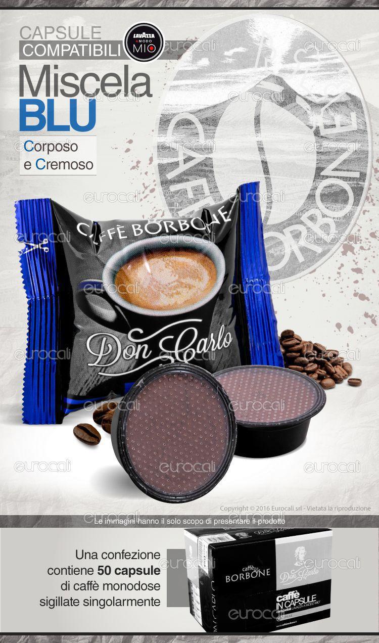 Capsule Caffè Borbone Lavazza Modo Mio