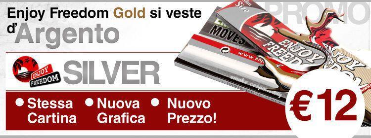 Promozione Enjoy Freedom Silver