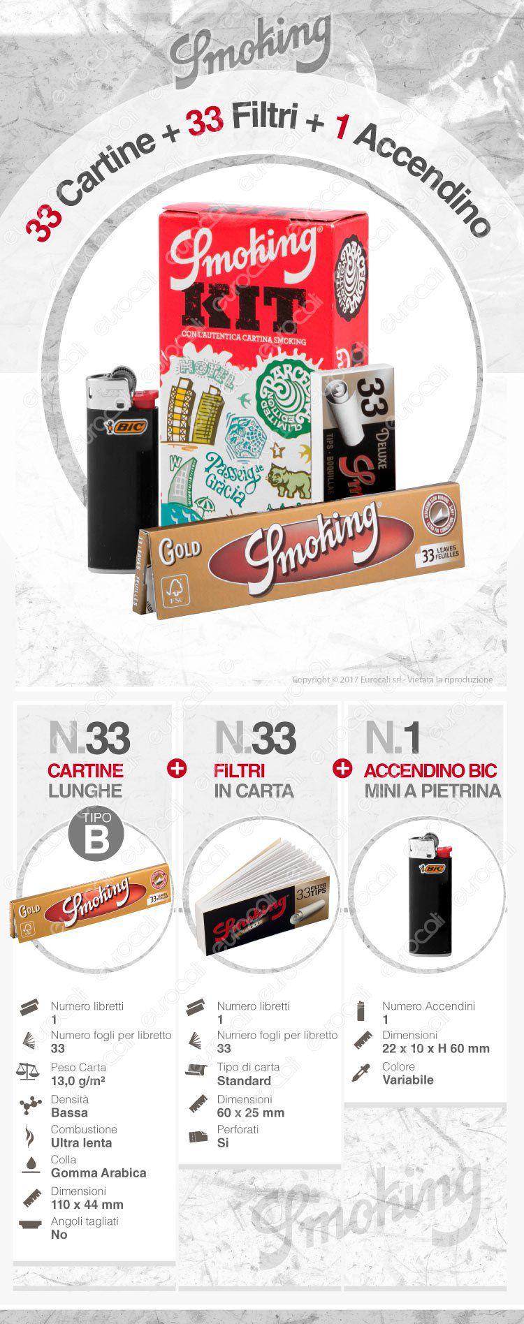 Cartine Smoking
