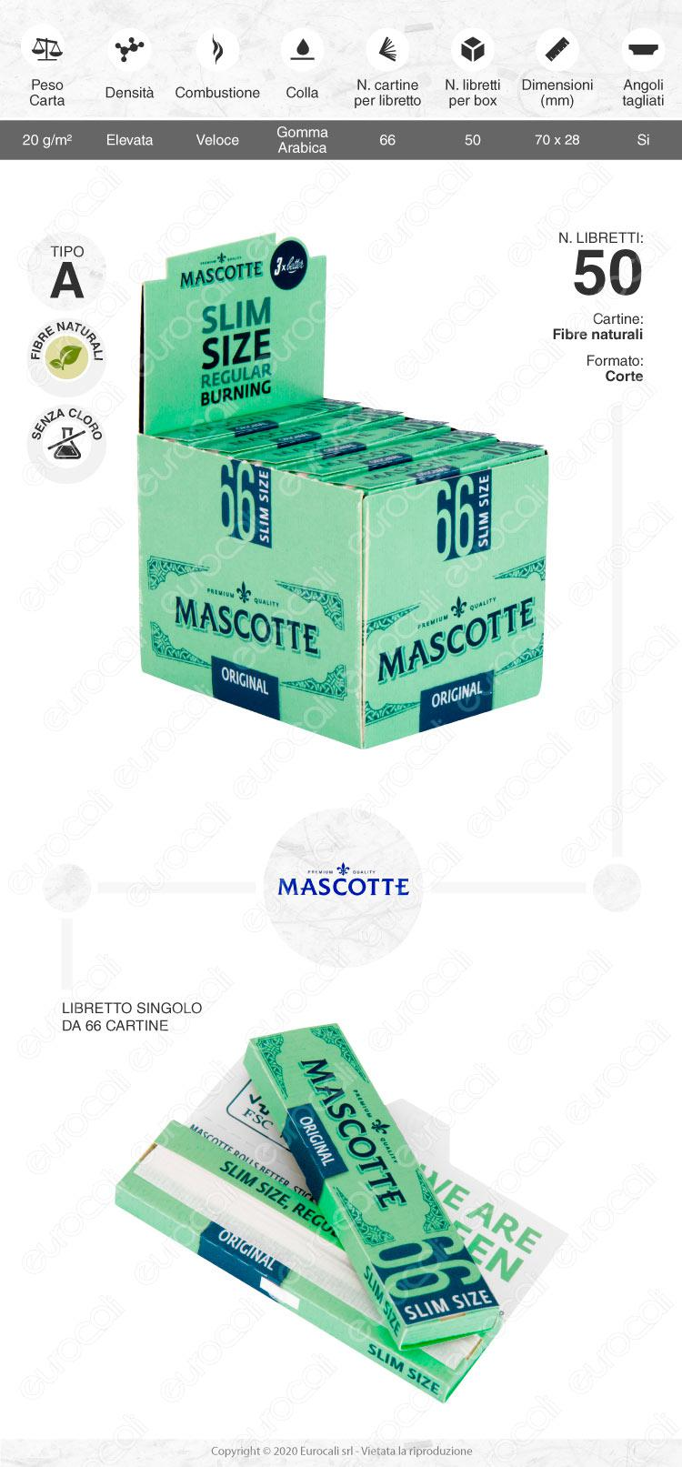 Cartine Mascotte 66