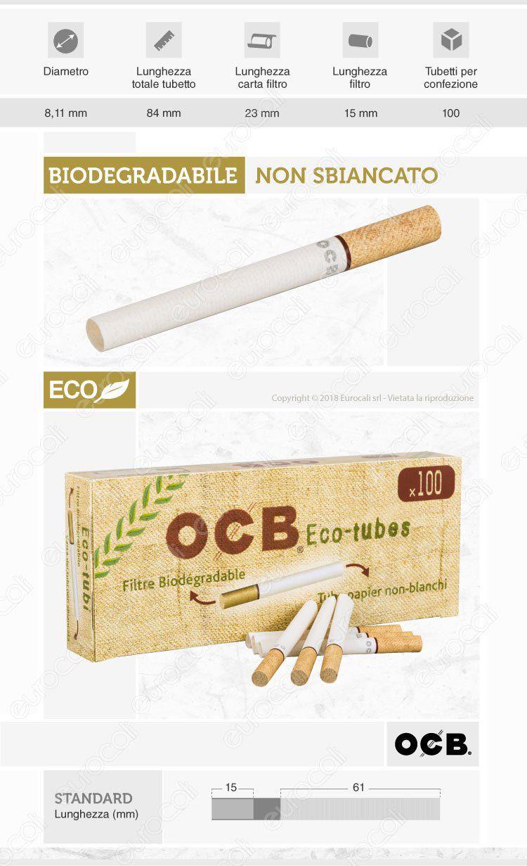 Tubetti OCB