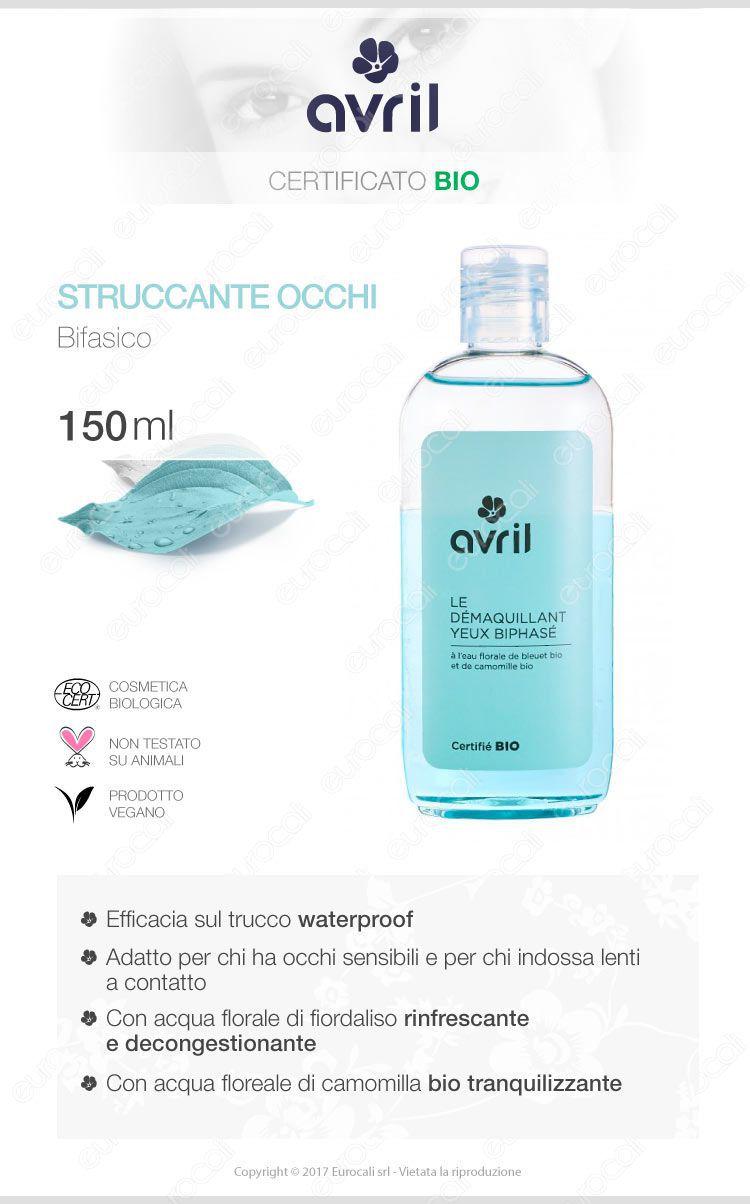 Avril Struccante Occchi bifasico