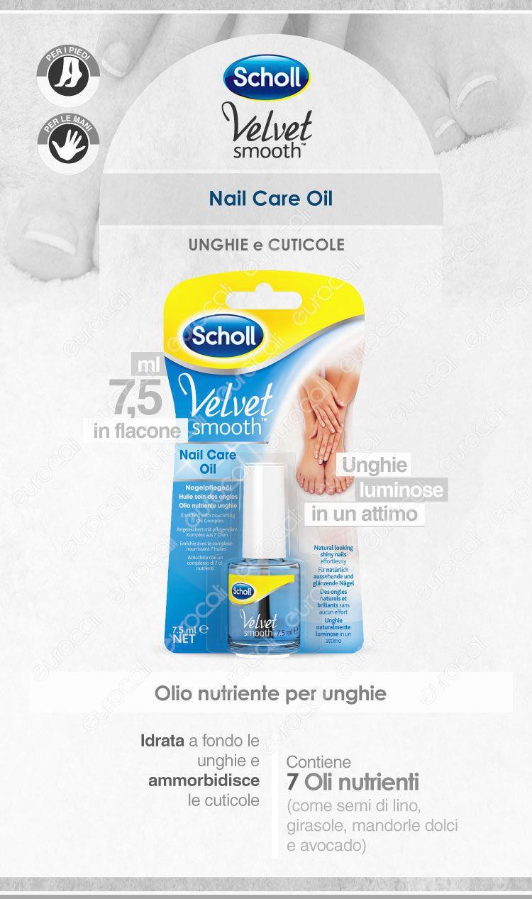 Scholl Velvet Smooth Nail Care Oil