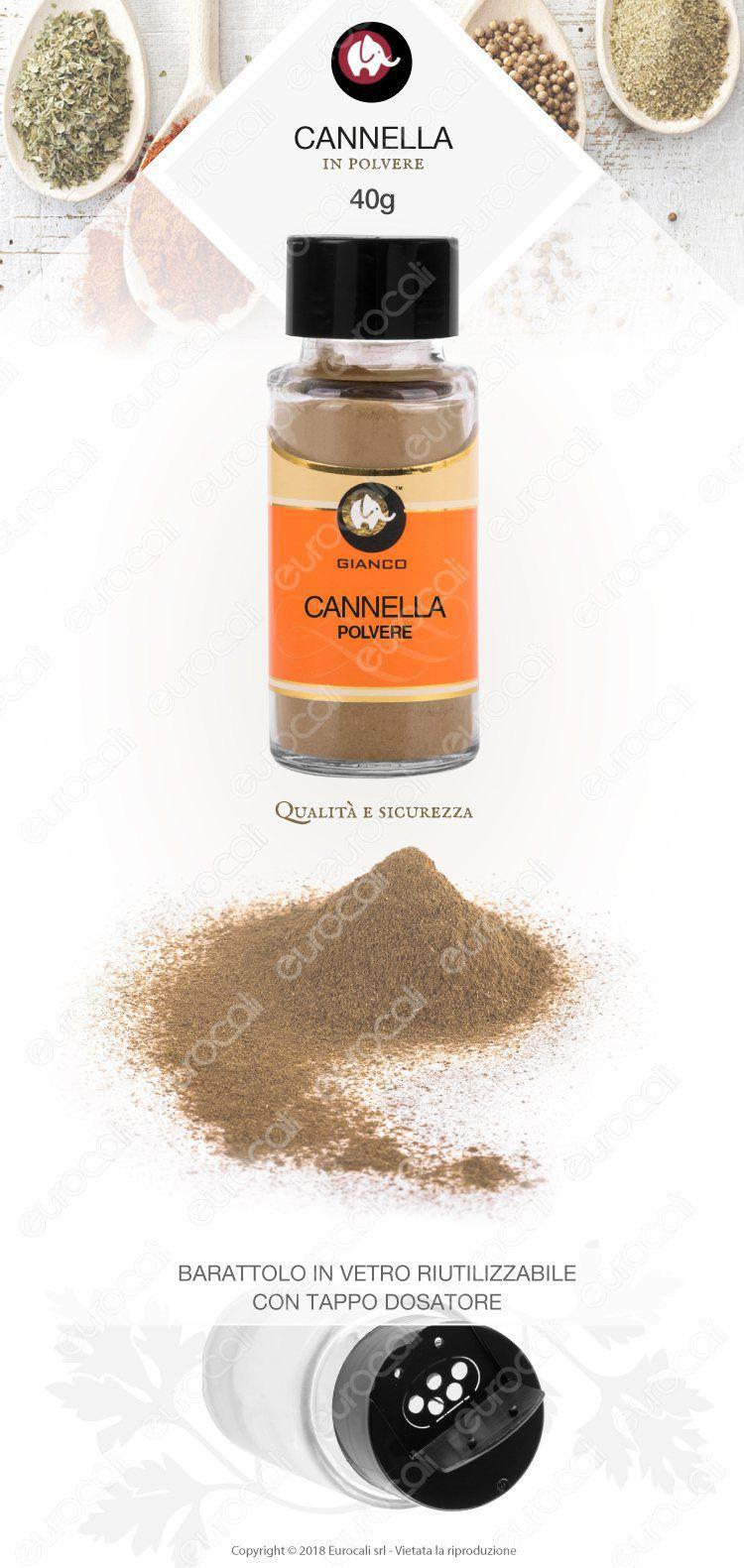Gianco Cannella Polvere