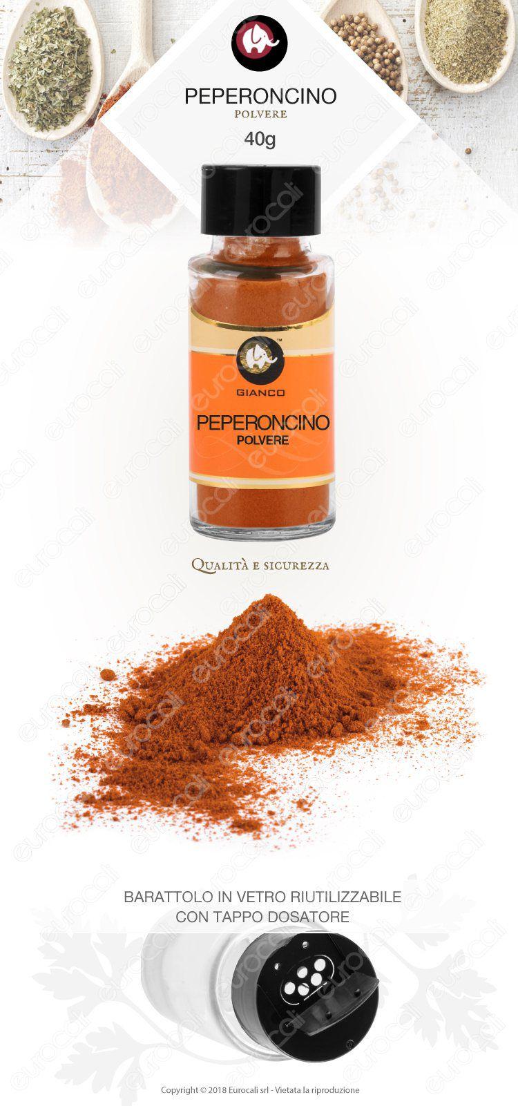 Gianco Peperoncino Polvere