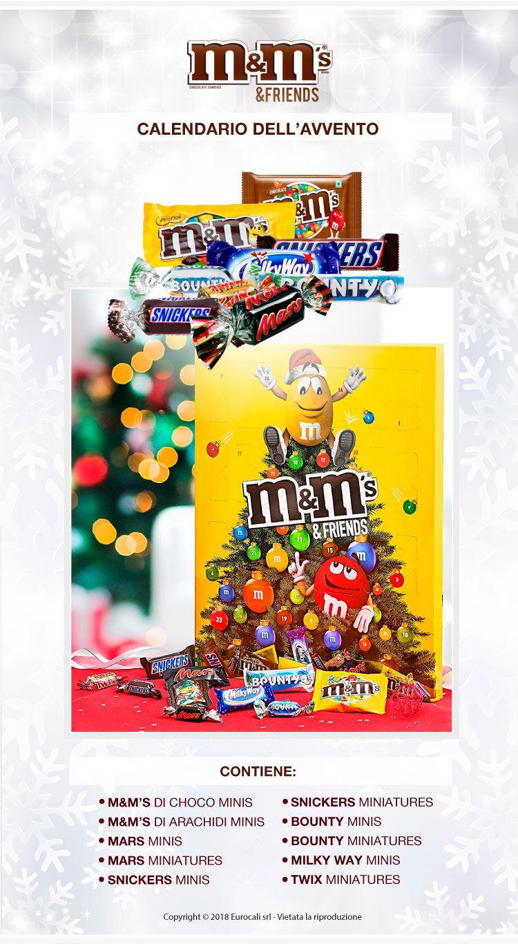 M&M's Calendario dell'avvento