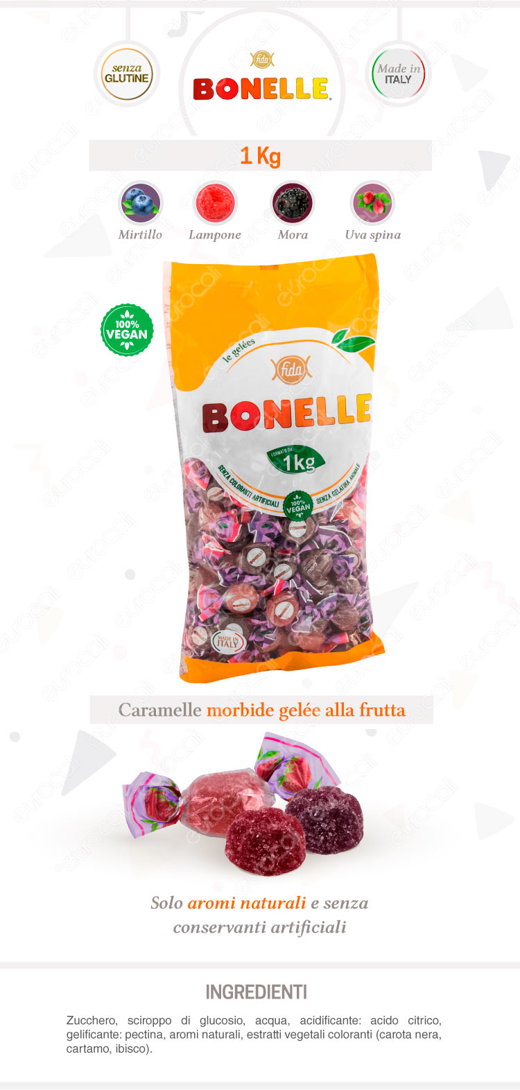 Bonelle Gelées