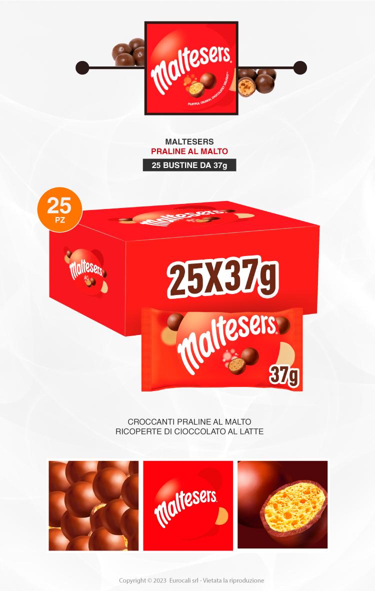 Matesers Praline ricoperte di Cioccolato