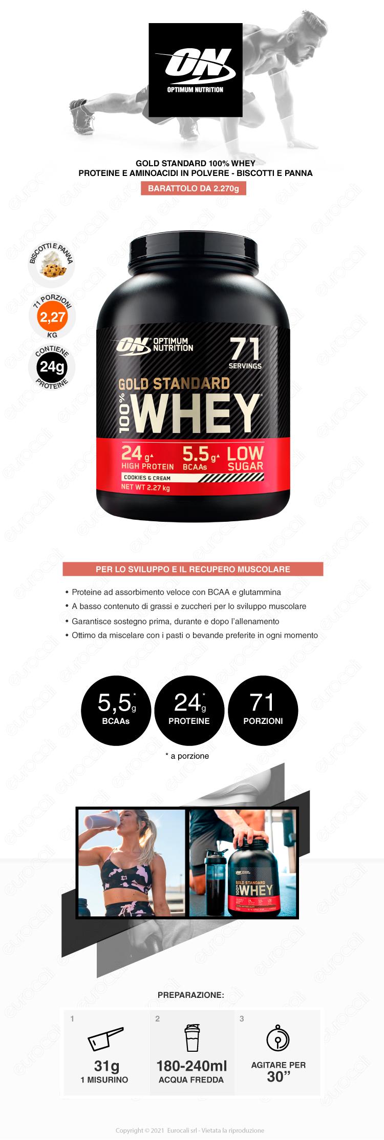 Proteine e aminoacidi in polvere sviluppo muscolare
