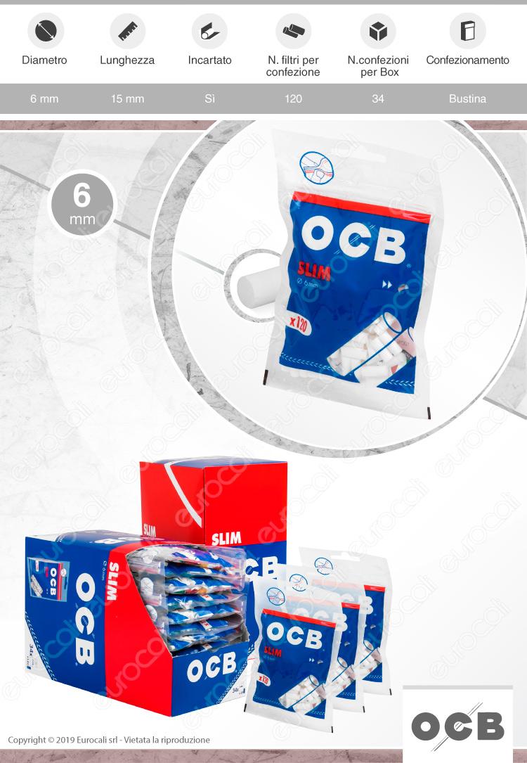 Filtri OCB Slim