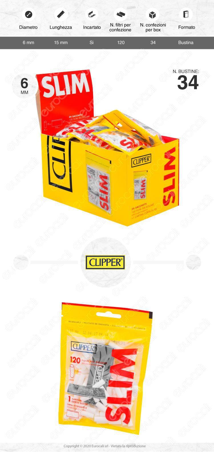 Clipper Filtri