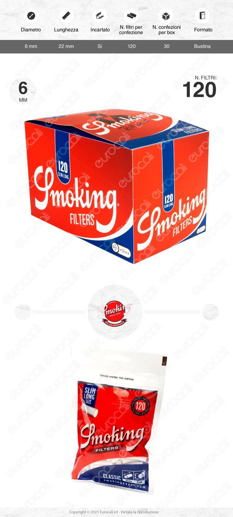 Smoking Slim Long