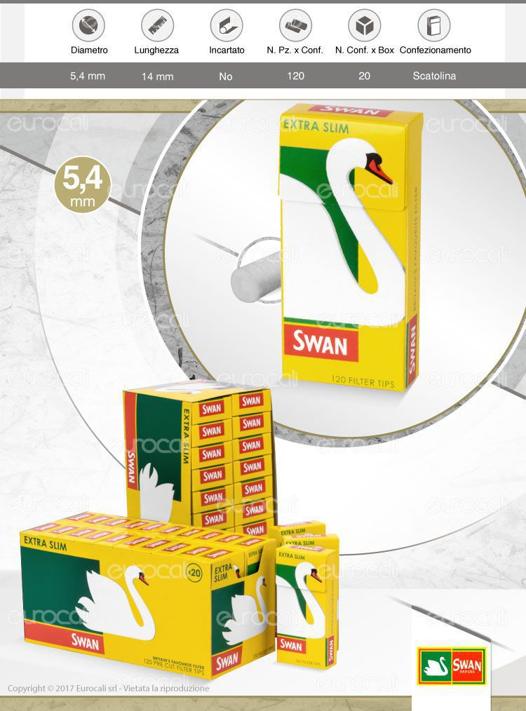 Swan ultra slim
