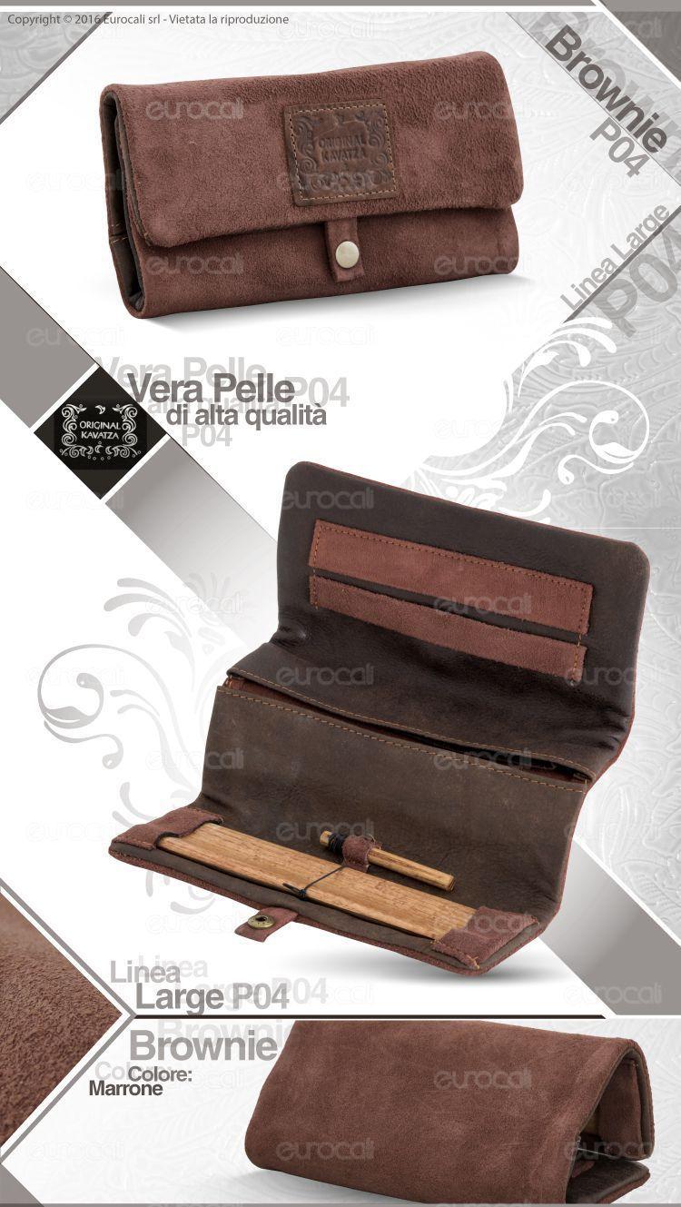 Portatabacco Original Kavatza Tobacco Pouch Large