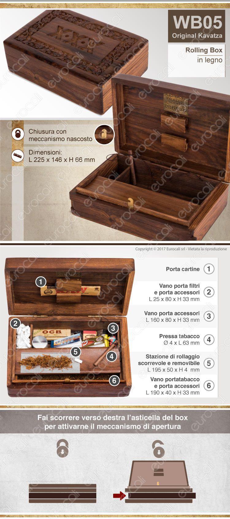 Spliff Box Original Kavatza