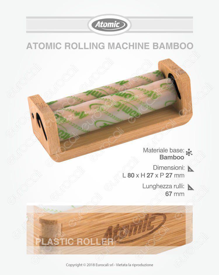 atomic rollatore