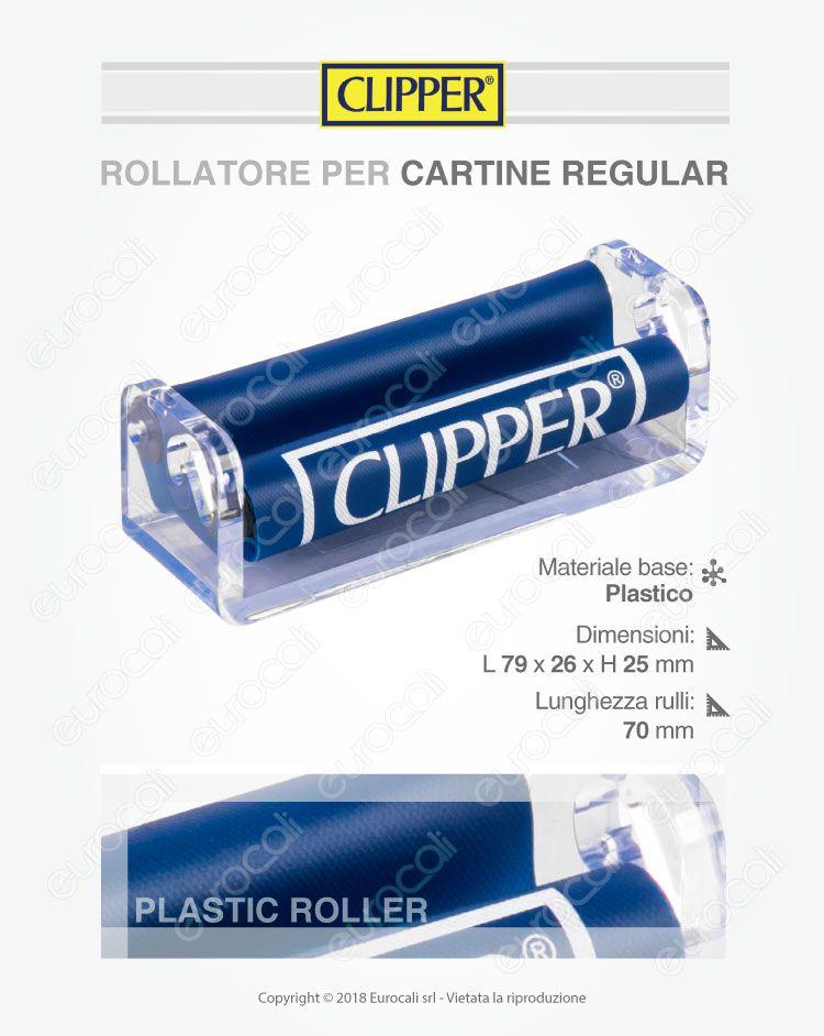rollatore clipper