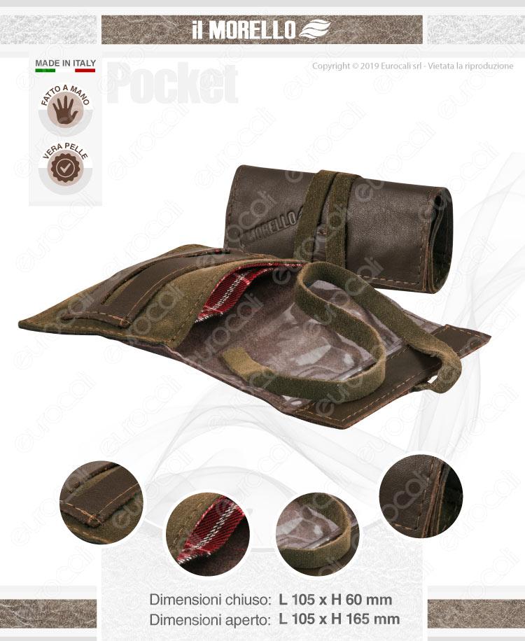 il Morello Portatabacco Pocket