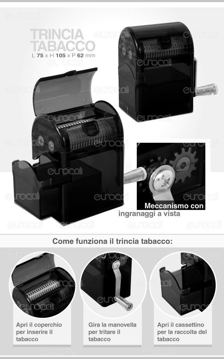 Coney Trincia Tabacco