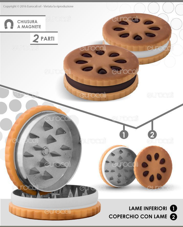 grinder biscotto