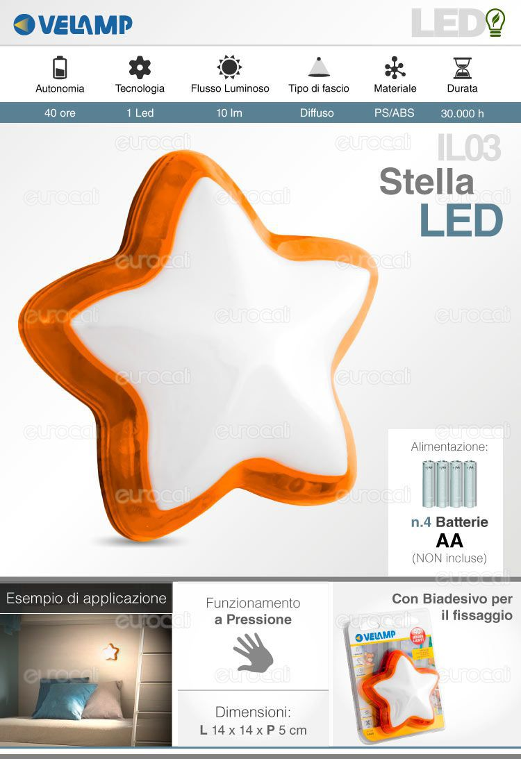 velamp stella led