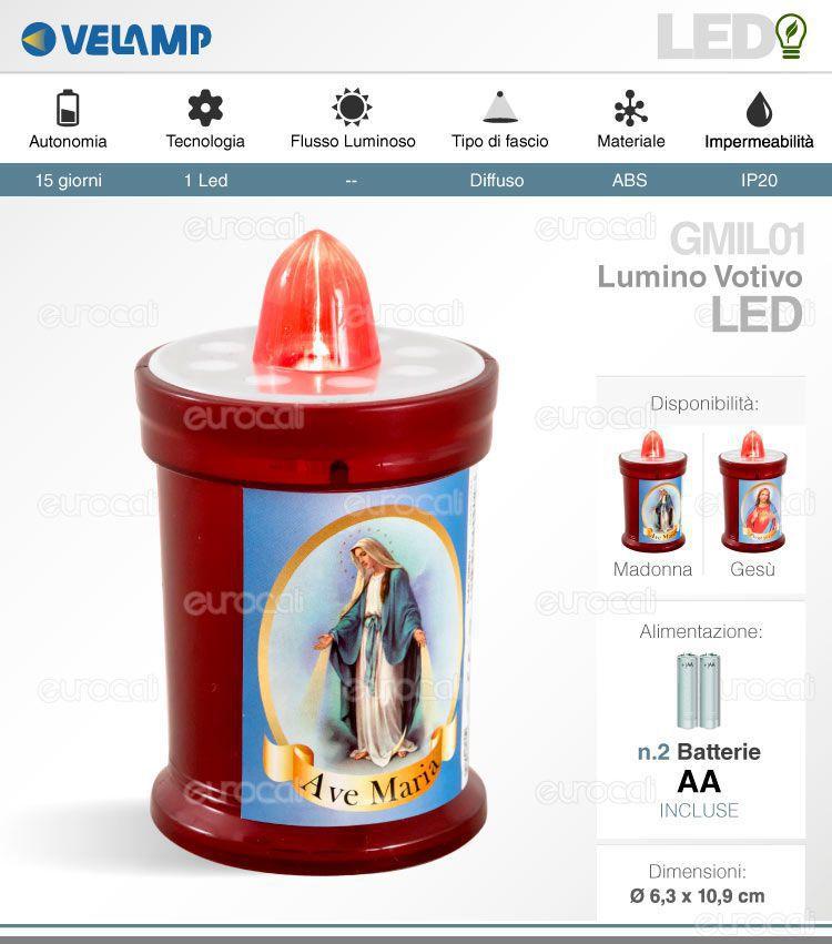 velamp lampada votiva
