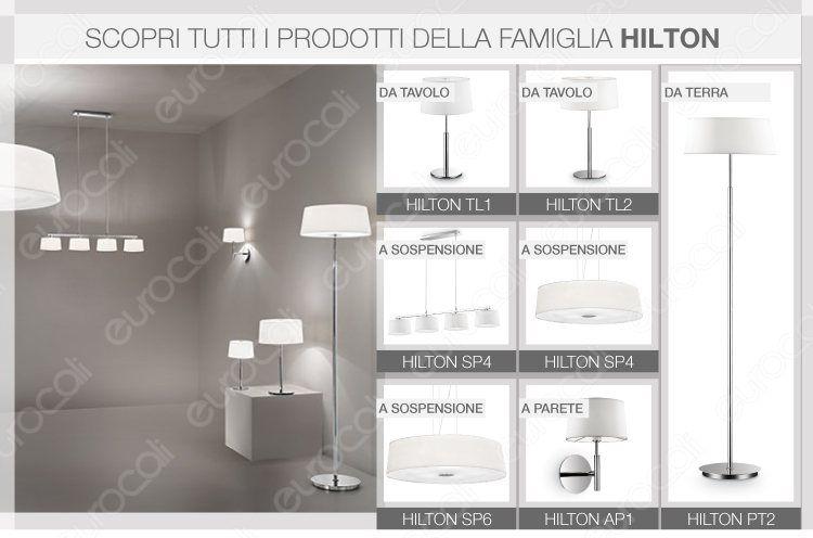 banner prodotti hilton ideal lux