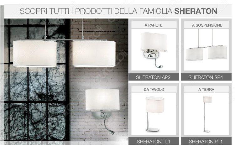 banner prodotti ideal lux sheraton