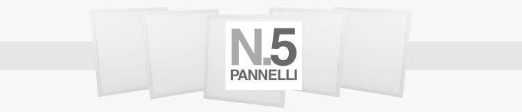 Pannello led 60x60 life