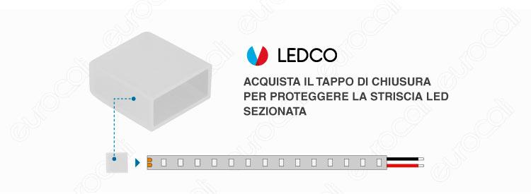 Banner Tappo LEDCO