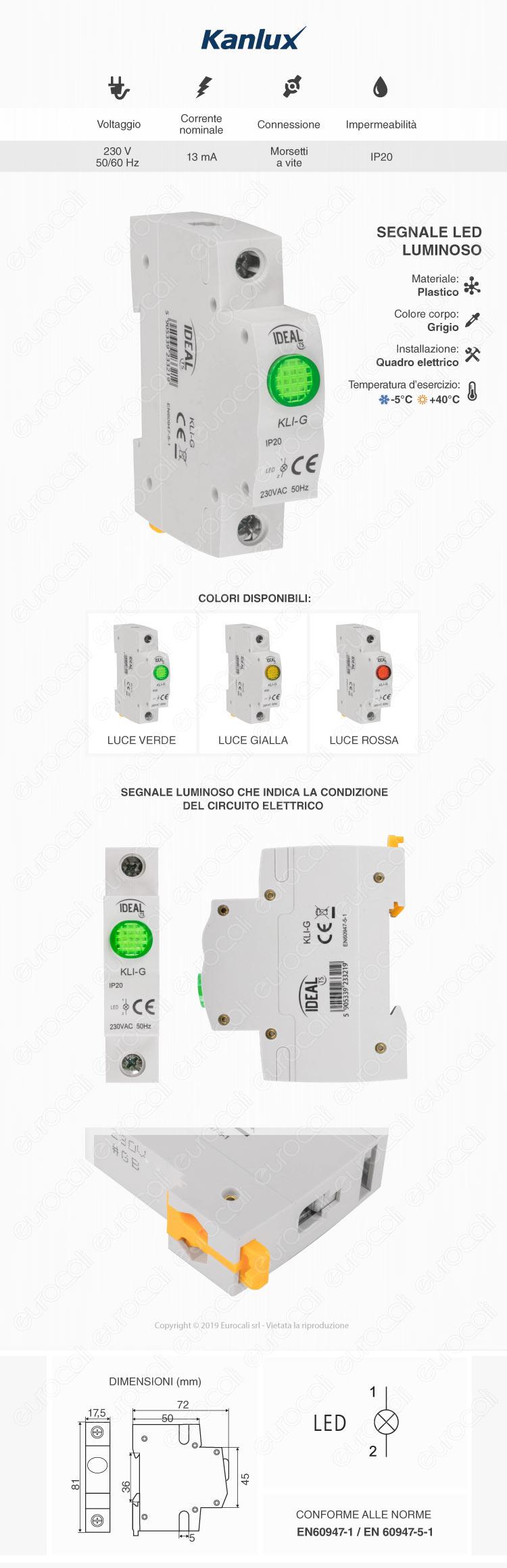 Sensore Crepuscolare per Lampadine