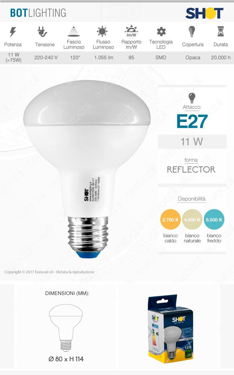 lampadina led bot lighting e27
