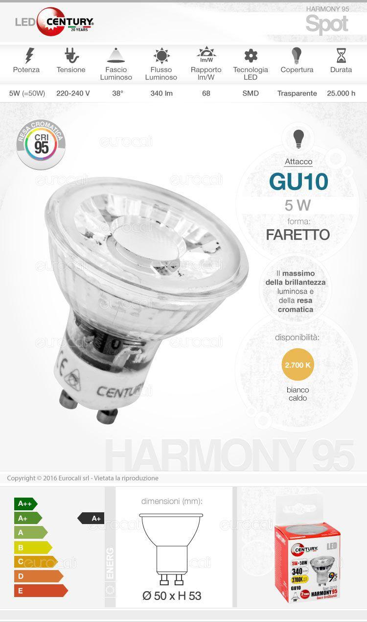 Century Lampadina LED E27