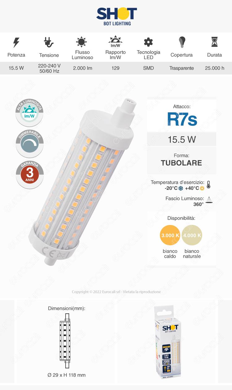 Lampadina LED Bot Lighting